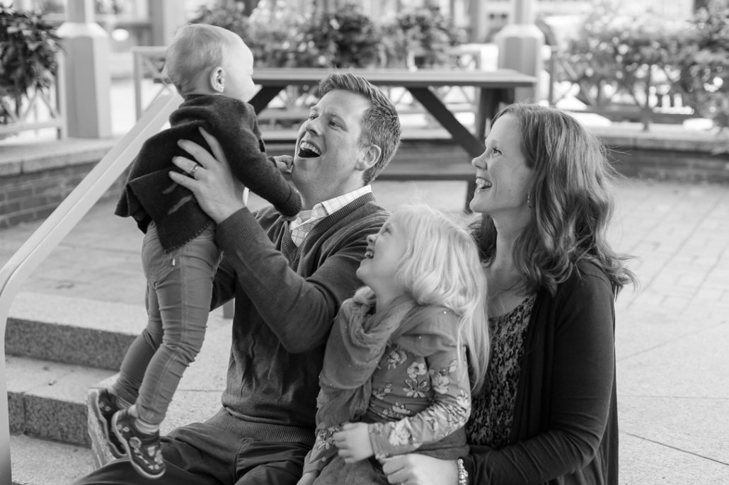 Gretel Weiskopf lives in Wauwatosa, WI, with her husband Cullin Weiskopf and their two daughters. Oct. 2015. Photo Courtesy Gretal Weiskopf