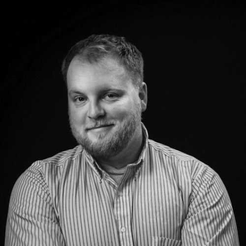 Thomas Brennan, Executive Director of The War Horse bio image