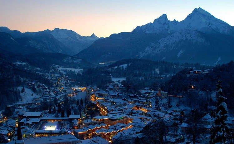 Berchtesgaden's Christmas Market. Photo courtesy of Berchtesgaden Tourism