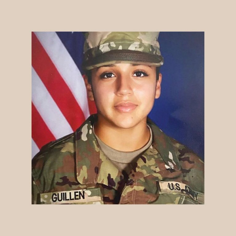 Vanessa Guillen disappeared from Fort Hood April 22. Investigators say she was bludgeoned to death in the armory room where she worked. Photo courtesy of U.S. Army.